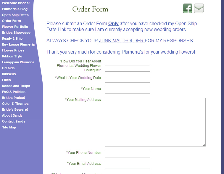 Fundraising Custom Forms